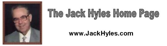 The Jack Hyles Home Page - Free sermons and books
